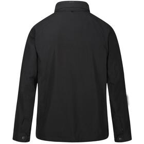 Regatta Haldor Waterproof Shell Jacket Men black
